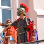 Walk To Calvary Reenactment Good Friday Bermuda, March 30 2018-7095