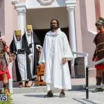 Walk To Calvary Reenactment Good Friday Bermuda, March 30 2018-7107