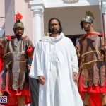 Walk To Calvary Reenactment Good Friday Bermuda, March 30 2018-7110