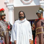 Walk To Calvary Reenactment Good Friday Bermuda, March 30 2018-7113