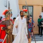 Walk To Calvary Reenactment Good Friday Bermuda, March 30 2018-7128