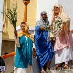 Walk To Calvary Reenactment Good Friday Bermuda, March 30 2018-7151