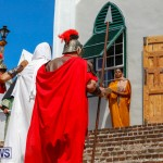 Walk To Calvary Reenactment Good Friday Bermuda, March 30 2018-7160
