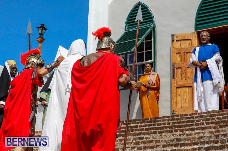 Walk-To-Calvary-Reenactment-Good-Friday-Bermuda-March-30-2018-7160