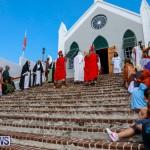 Walk To Calvary Reenactment Good Friday Bermuda, March 30 2018-7172
