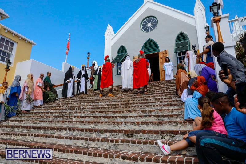 Walk-To-Calvary-Reenactment-Good-Friday-Bermuda-March-30-2018-7172
