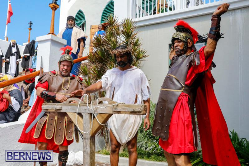 Walk-To-Calvary-Reenactment-Good-Friday-Bermuda-March-30-2018-7187
