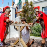 Walk To Calvary Reenactment Good Friday Bermuda, March 30 2018-7191