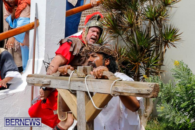 Walk-To-Calvary-Reenactment-Good-Friday-Bermuda-March-30-2018-7194