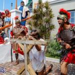 Walk To Calvary Reenactment Good Friday Bermuda, March 30 2018-7197
