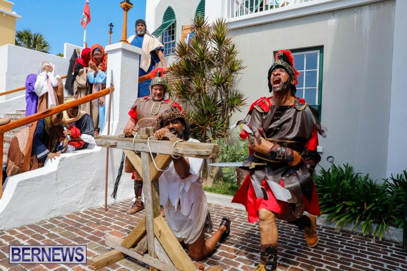 Walk-To-Calvary-Reenactment-Good-Friday-Bermuda-March-30-2018-7207
