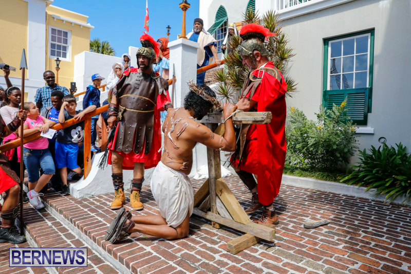 Walk-To-Calvary-Reenactment-Good-Friday-Bermuda-March-30-2018-7212