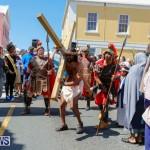 Walk To Calvary Reenactment Good Friday Bermuda, March 30 2018-7219