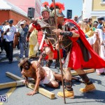 Walk To Calvary Reenactment Good Friday Bermuda, March 30 2018-7231
