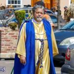 Walk To Calvary Reenactment Good Friday Bermuda, March 30 2018-7250