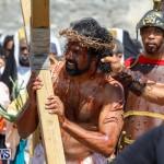 Walk To Calvary Reenactment Good Friday Bermuda, March 30 2018-7255