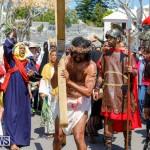 Walk To Calvary Reenactment Good Friday Bermuda, March 30 2018-7261