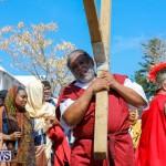 Walk To Calvary Reenactment Good Friday Bermuda, March 30 2018-7270