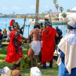 Walk To Calvary Reenactment Good Friday Bermuda, March 30 2018-7274
