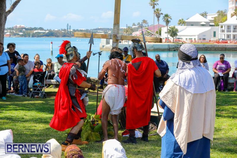Walk-To-Calvary-Reenactment-Good-Friday-Bermuda-March-30-2018-7274