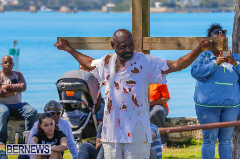 Walk-To-Calvary-Reenactment-Good-Friday-Bermuda-March-30-2018-7281