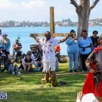 Walk To Calvary Reenactment Good Friday Bermuda, March 30 2018-7282