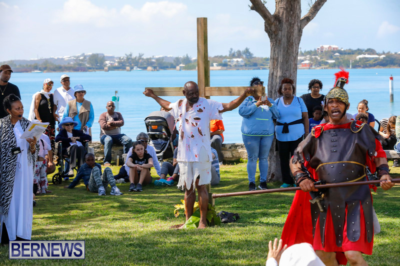 Walk-To-Calvary-Reenactment-Good-Friday-Bermuda-March-30-2018-7282
