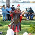 Walk To Calvary Reenactment Good Friday Bermuda, March 30 2018-7283