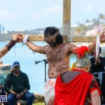 Walk To Calvary Reenactment Good Friday Bermuda, March 30 2018-7294