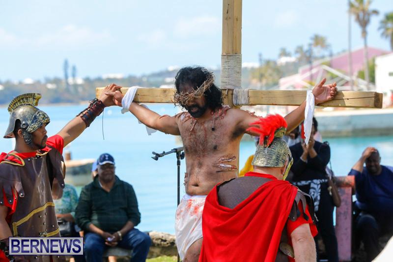 Walk-To-Calvary-Reenactment-Good-Friday-Bermuda-March-30-2018-7294