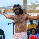 Walk To Calvary Reenactment Good Friday Bermuda, March 30 2018-7296