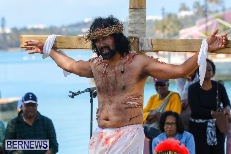 Walk-To-Calvary-Reenactment-Good-Friday-Bermuda-March-30-2018-7296