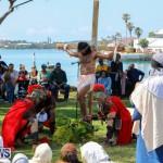 Walk To Calvary Reenactment Good Friday Bermuda, March 30 2018-7299