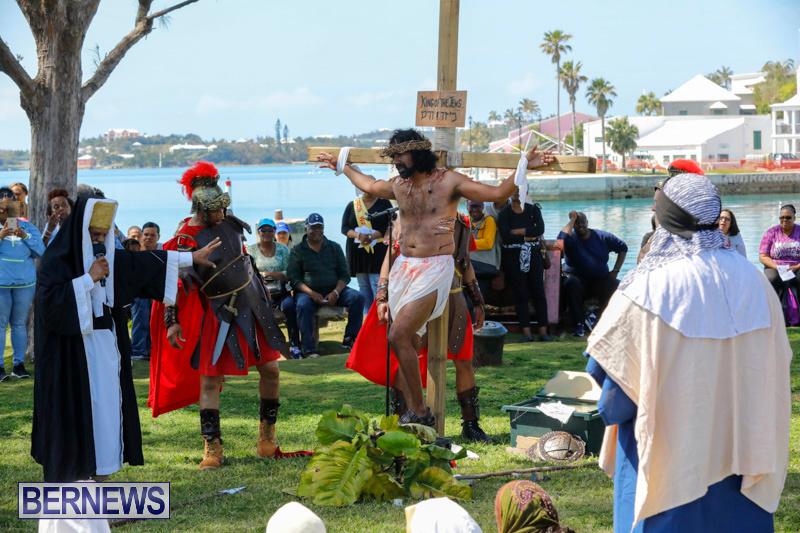 Walk-To-Calvary-Reenactment-Good-Friday-Bermuda-March-30-2018-7313