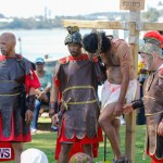 Walk To Calvary Reenactment Good Friday Bermuda, March 30 2018-7346