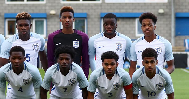 england under 20 football