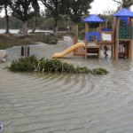 storm shelly bay flooded3