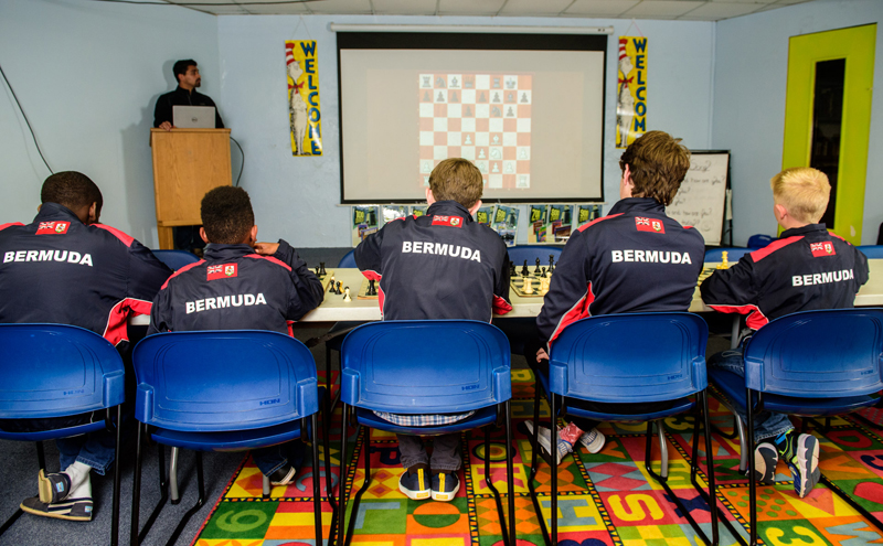 youth chess team Bermuda March 19 2018 (1)