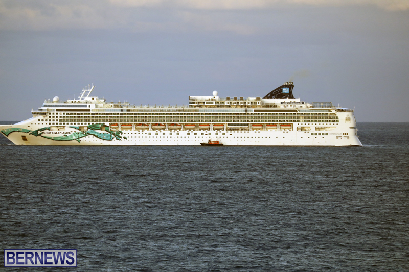 'Norwegian Jade' cruise ship Bermuda April 23 2018 (3)
