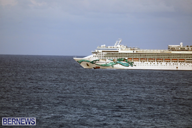 'Norwegian Jade' cruise ship Bermuda April 23 2018 (4)