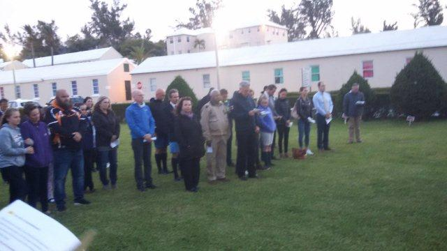 Anzac Day Bermuda April 26 2018 (1)