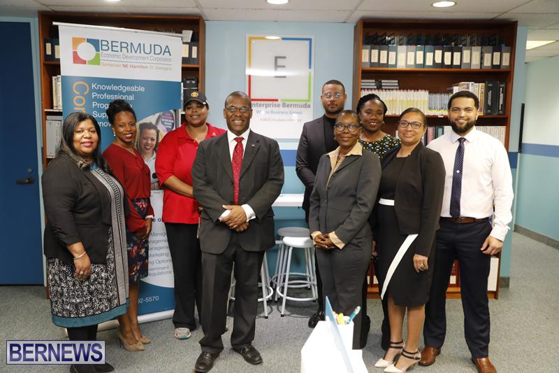 BEDC Enterprise Bermuda Incubator Programme April 10 2018