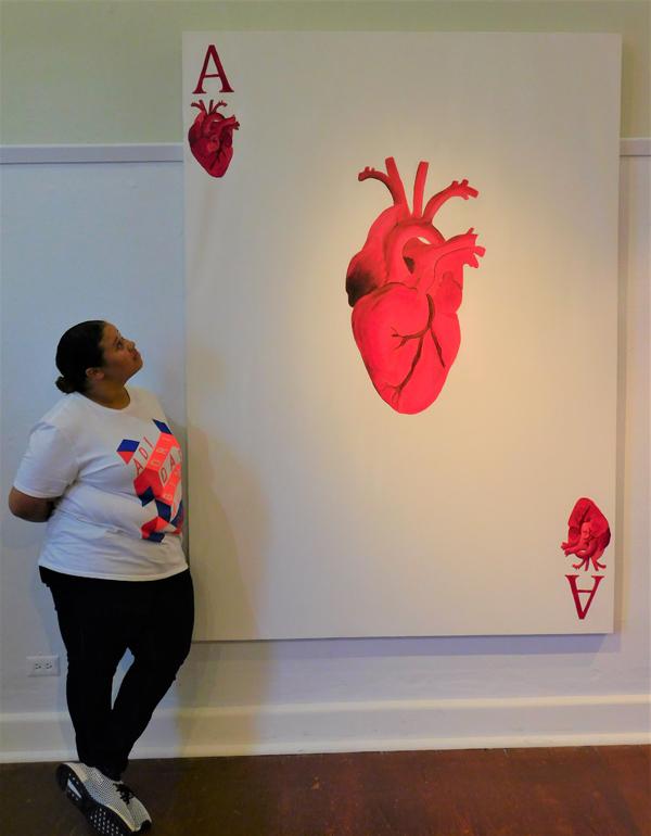 BSOA Bermuda College Art Exhibition April 2018 (1)
