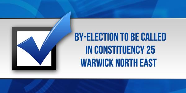 By-election Bermuda April 26 2018