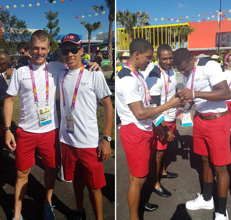 Commonwealth Games Bermuda April 4 2018 (2)