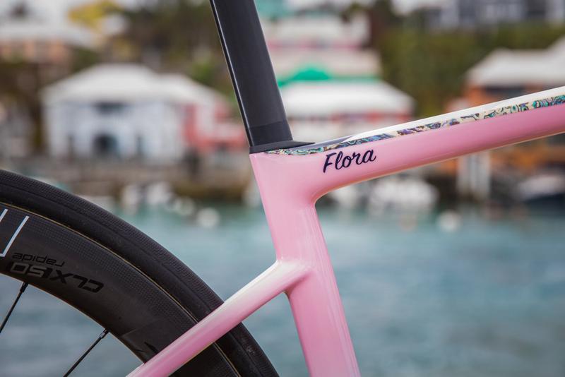 Flora Duffy bike Bermuda April 2018 (2)