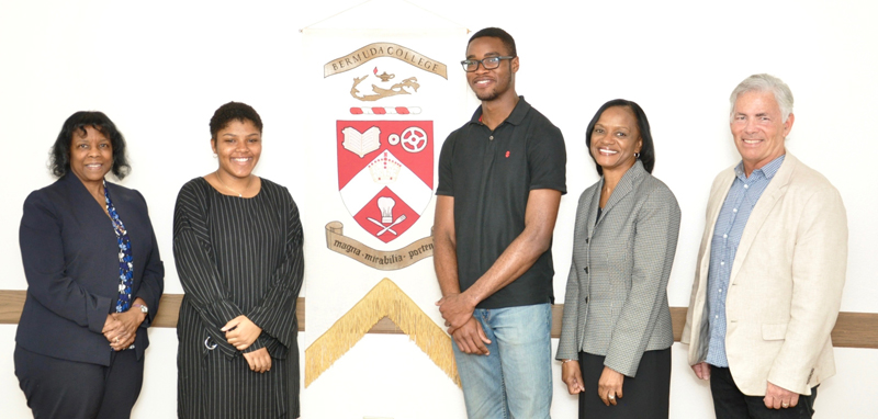 ILS Bermuda Scholarship presentation Bermuda April 3 2018 (3)
