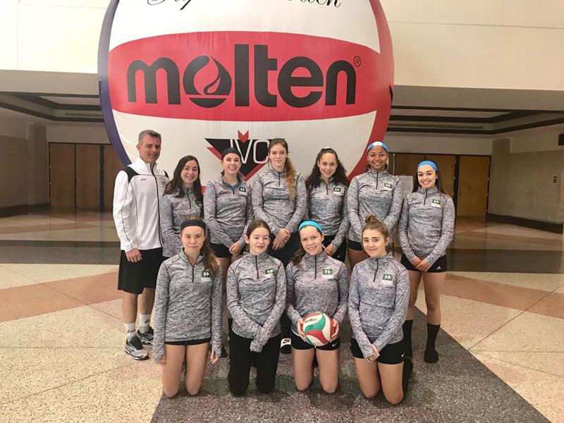 Junior Girls Volleyball Bermuda April 2018 (4)