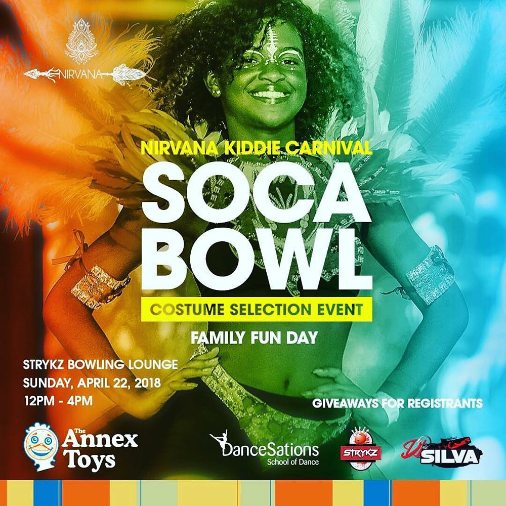 Kiddie Carnival Soca Bowl Family Fun Day Bermuda April 18 2018