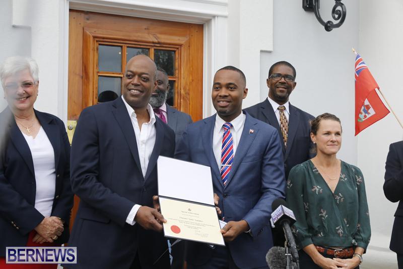 Motorcade celebrates champions Bermuda April 30 2018 (15)